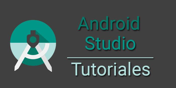 tutoriales android studio