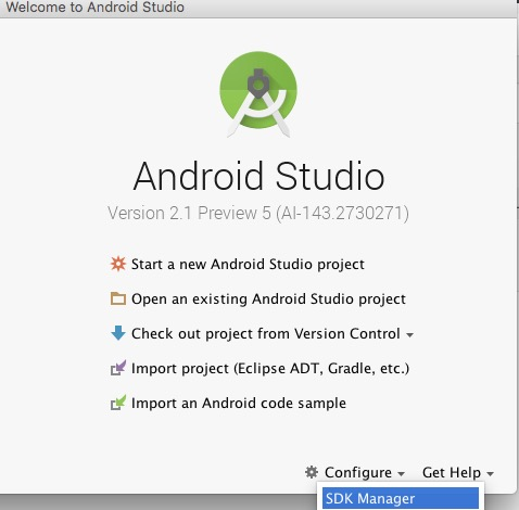 aprender a usar android studio
