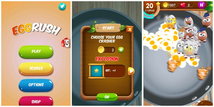 egg rush game