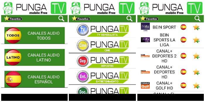 ver tv gratis espana
