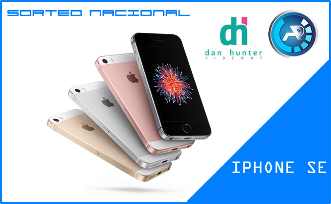 Sorteo iPhone SE