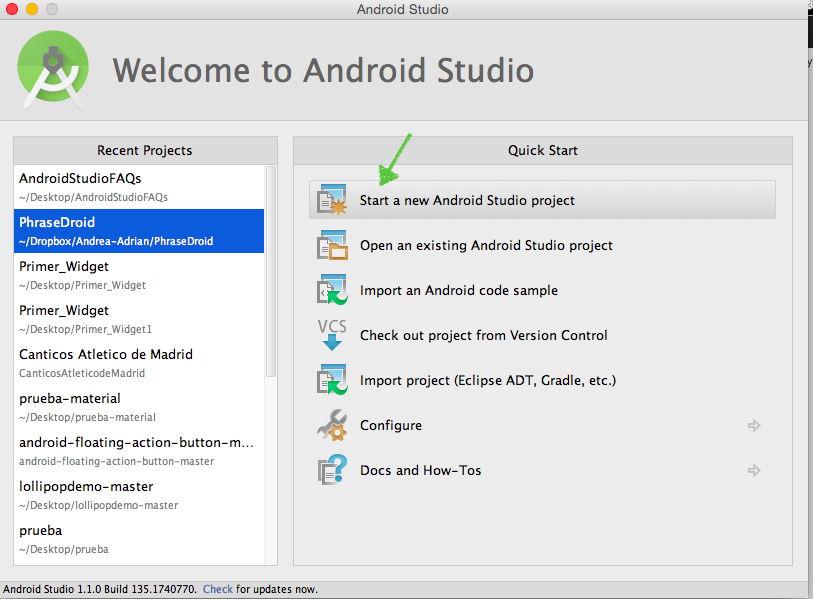 start-androidstudio