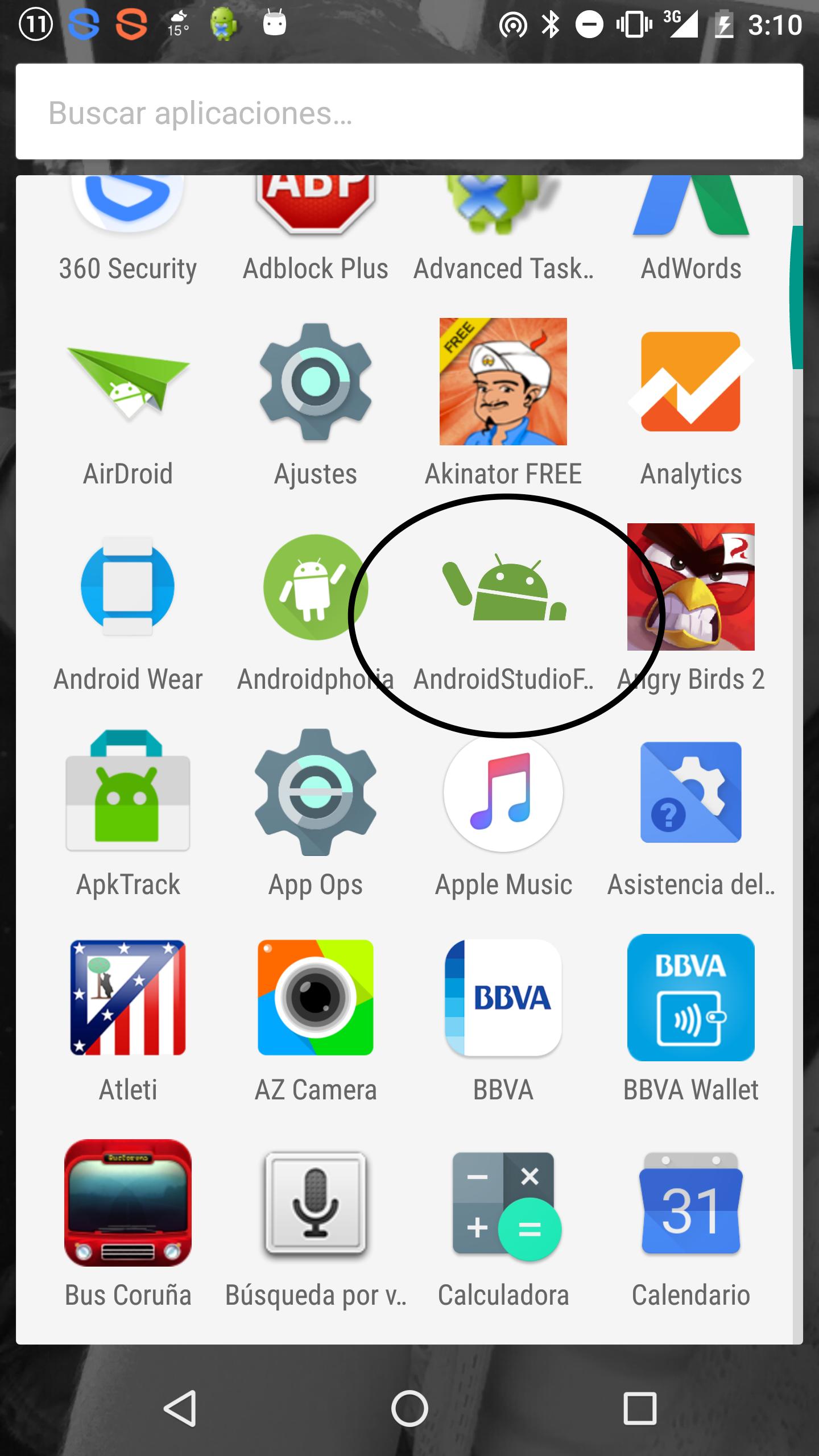 Cambiar Icono Aplicación Android Studio