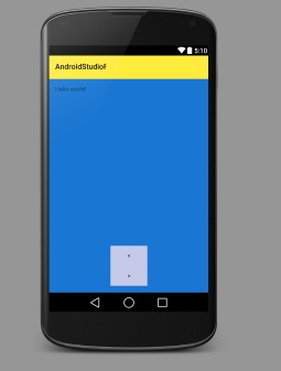 action bar material design android