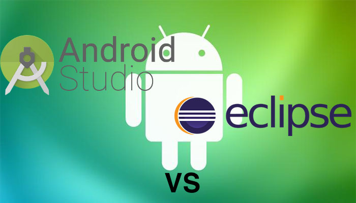 android studio vs eclipse