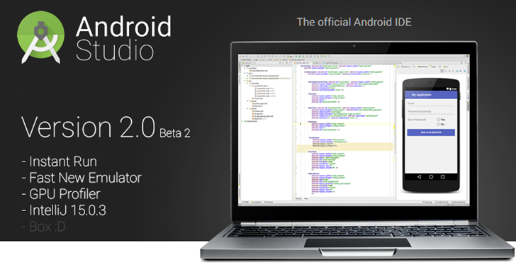 descargar android studio 2 beta