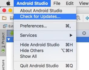 actualizar android studo facil