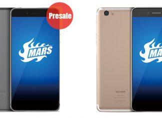 Vernee Mars 4G