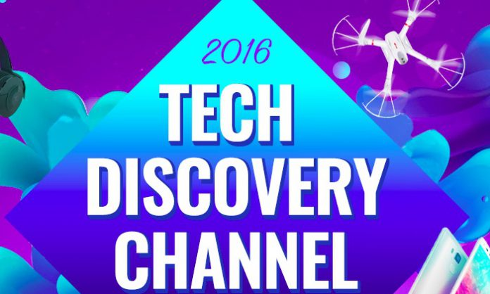 Tech Discovery Channel 2016