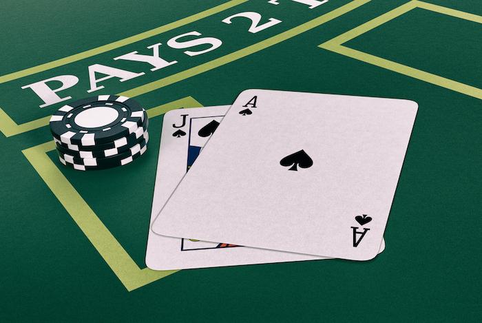 Como es un blackjack