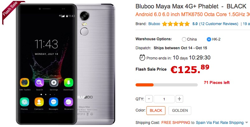bluboo-maya-max-oferta
