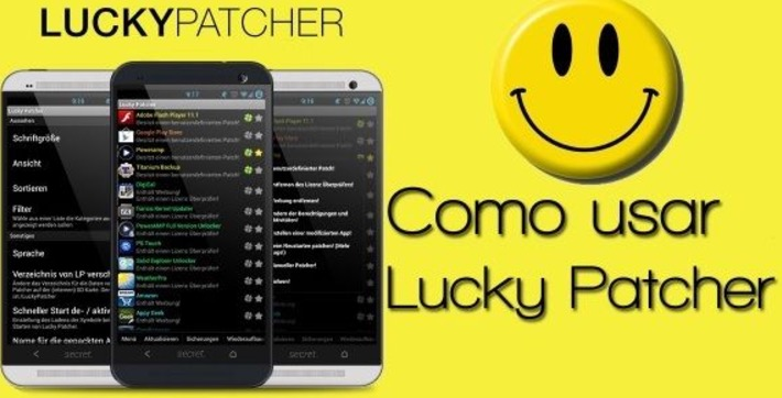 eliminar publicidad android lucky patcher