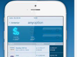 App Anyoption ios