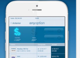 App Anyoption ios