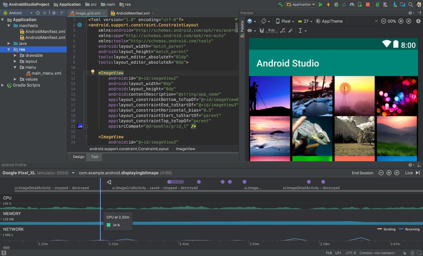 descargar android studio 3 3