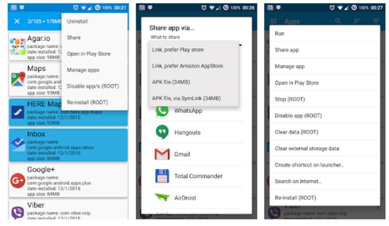 Cómo desinstalar una aplicación en Android del todo