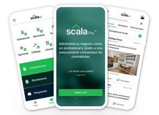 Scala Pro: la app para contratistas